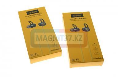 Наушники Realme RMA155 вакуумные с микрофоном