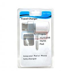СЗУ  iPhone5 XKY-1303 (блистер)