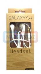 Наушники Samsung Galaxy S4 EO-HS330 вакуумные с микрофоном