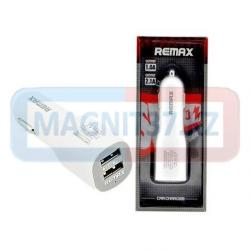 АЗУ  2 выхода USB  2.1А Remax