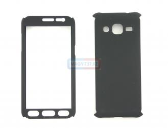 Чехол гель черный Samsung J5   FULL 360