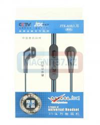 Наушники JTX-A10 вакуумные с микрофоном