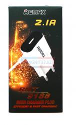 СЗУ iPhone 5 Remax RMT9188 2.1 A