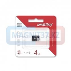 MicroSD Smartbuy  4Gb