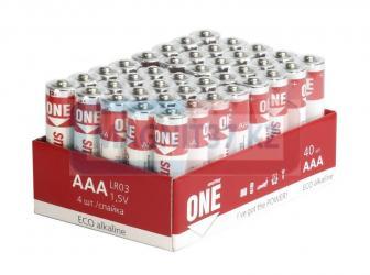 Батарея AAA Smartbuy ECO Аlkaline 3A40S