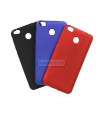 Чехол задник для Nokia 7 гель матовый (цветной)