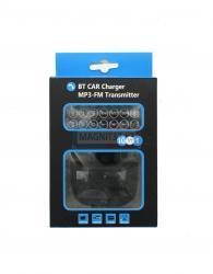 Модулятор Bluetooth BT Car Charger 10в1