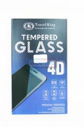 Защитное стекло для iPhone X 4D Travel King
