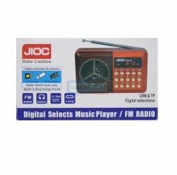 Колонка Jioc FM Radio