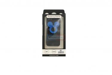 Чехол задник для iPhone 5 гель подставка+уши