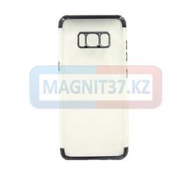 Чехол задник для Samsung S8 гель с окантовкой