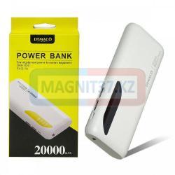 Зарядное Power Bank Demaco DKK-042 20000 mAh
