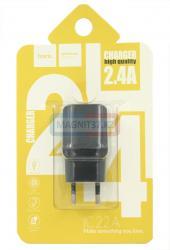 СЗУ  1 выход USB  2.4А hoco C22A