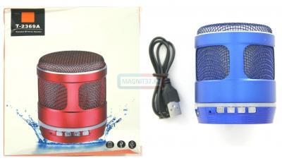Колонка Bluetooth T-2369A