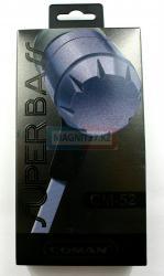Наушники  Coman CM-53 вакуумные без микрофона