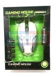 Мышь проводная Gaming Mouse светящаяся