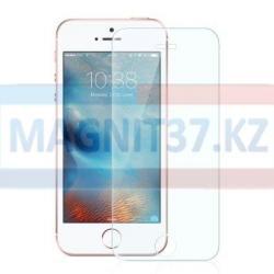 Защитное стекло для iPhone 5 рисунок Glass