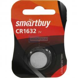 Батарея Smartbuy CR1632  SBBL-1632-1В
