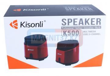 Колонки для компьютера Kisonli K500