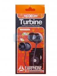 Наушники MoXom MH-15 вакуумные с микрофоном