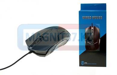 Мышь проводная Wired Mouse 179