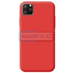 Чехол задник для iPhone 11pro гелевый цветной