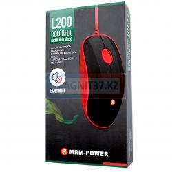 Мышь проводная MRM-POWER L200