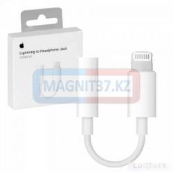 Переходник Apple 3,5-lightning