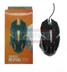 Мышь проводная MRM-POWER GM02