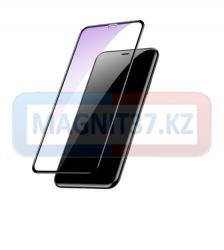 Защитное стекло 10D антибликовое для Samsung A21S