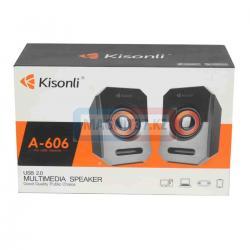 Колонки для компьютера Kisonli A-606