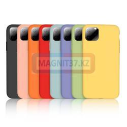 Чехол задник для iPhone SE гель силикон Case_1