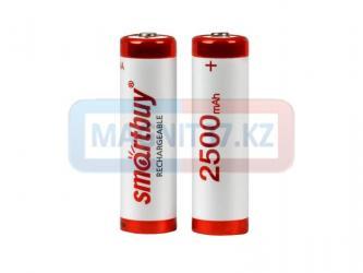 Аккумулятор АА  Smartbuy 2500mAh