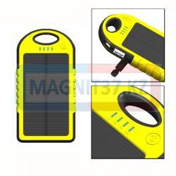 Зарядное Power Bank Power Box 15000mAh(солнечная батарея)