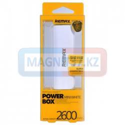 Зарядное Power Bank REMAX  2600 mAh