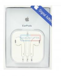 Наушники (iPhone6) EarPods Original не вакуумные с микрофоном