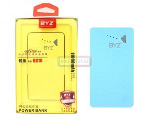 Зарядное Power Bank BYZ  BS10 11000mAh