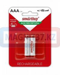 Аккумулятор ААА Smartbuy 600mAh блистер 2шт. 3A02BL600