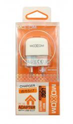 СЗУ iPhone 5  Moxom KH-05 1выход 1А