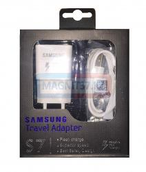 СЗУ microUSB Samsung S7 2в 1