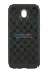 Чехол задник для Samsung J530 пластик-сетка