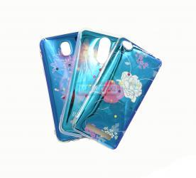 Чехол задник для LG К8 2017 гель стразы