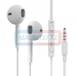 Наушники BYZ-SP390 не вакуумные с микрофоном (iPhone)