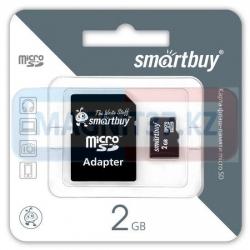 MicroSD Smartbuy  2Gb