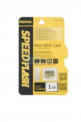 MicroSD Remax  1Gb ОРИГИНАЛ