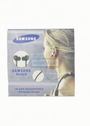 Наушники Samsung Note8 вакуумные с микрофоном