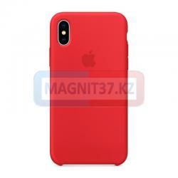 Чехол задник для iPhone X гель силикон Case original