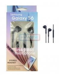 Наушники Samsung Galaxy S6 JB вакуумные с микрофоном