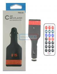 Модулятор Car Mp3 FM-04