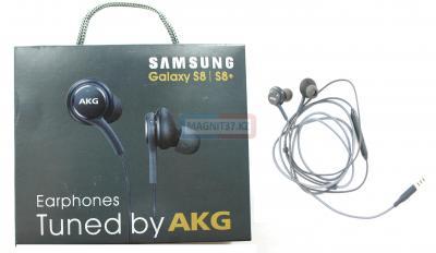 Наушники Samsung AKG S8/S8+ вакуумные с микрофоном